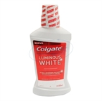 Foto ENJUAGUE BUCAL PLAX LUMINOUS WHITE 500ML COLGATE  de