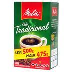 Foto CAFE TRADICIONAL 500GR MELITTA CJA de