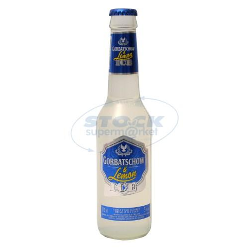 Foto VODKA LIMON 275ML ICE GORBATSCHOW BOT de