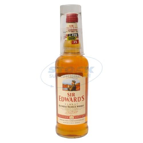 Foto WHISKY 1L SIR EDWARDS BOT de