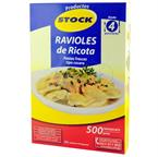 Foto RAVIOLES STOCK X 500 GR RICOT de