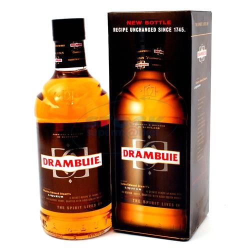 Foto LICOR DRAMBUIE 750 ML de