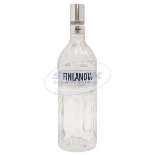 Foto VODKA ESTANDAR 1LT FINLANDIA BOTELLA de