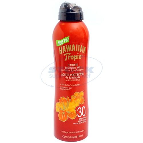 Protector Solar Hawaian Tropic Zanahoria Fps30 240 Supermercados Stock Delivery Gs 10 000 Open hawaiian tropic sunscreen and say aloha to skin loving sun protection! stock
