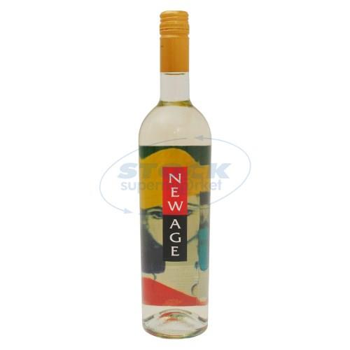 Foto VINO NEW AGE BLANCO 750ML de