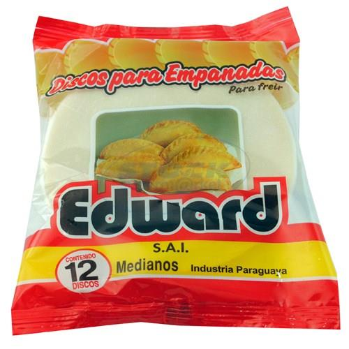Foto DISCO PARA EMPANADA EDWARD MEDIANO de