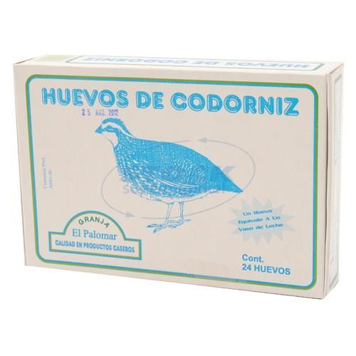 Foto HUEVO DE CODORNIZ X 24 UN de