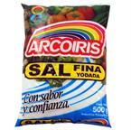 Foto SAL FINA ARCO IRIS PAQUETE 500 GR de