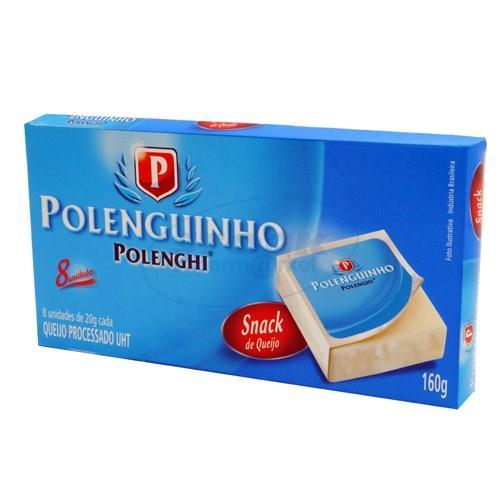 Foto QUESO POLENGUINHO X 160GR CON 8UN de