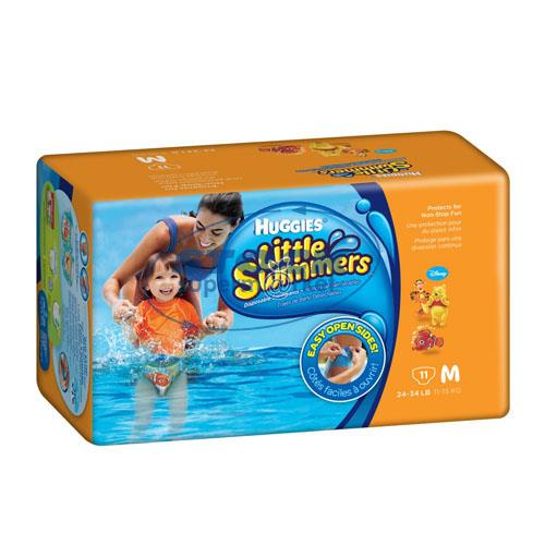 Foto PAÑAL LITTLE SWIM DISNEY M 11UN HUGGIES PAQ de