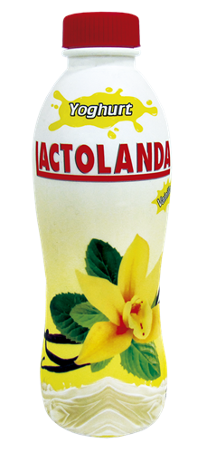 Foto YOGURT LACTOLANDA BEBIBLE ENTERO VAIN BOTELLA 900GR de