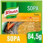 Foto SOPA TIPO CASERA D/POLLO C/FID CAB ANGEL 10X84.5GR KNORR PLA de