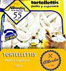Foto TORTELLETTIS D/POLLO Y ESPINACA 500GR ALBERDIN PAQ de