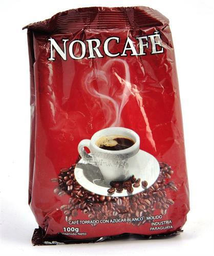 Foto CAFE TORRADO MOLIDO 100 GR NORCAFE PLA de