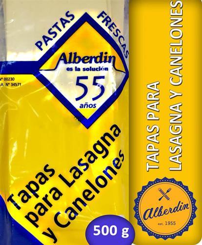 Foto MASA P/LASAG Y CANELONES ALBERDIN¿A BIT 500 GR de