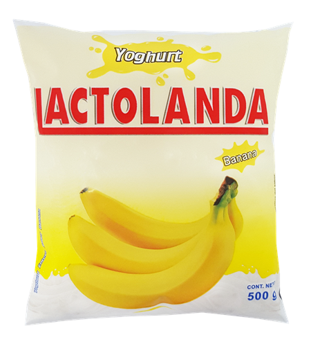 Foto FRUTTIGURT ENTERO 500 ML BANAN de