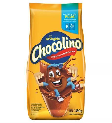 Foto CHOCOLATE EN POLVO 180GR CHOCOLINO BSA de