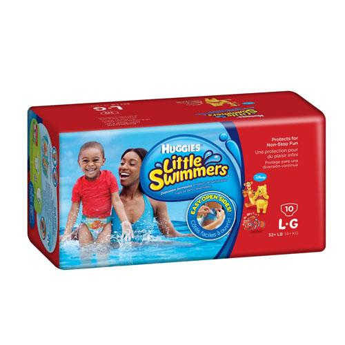 Foto PAÑAL LITTLE SWIM DISNEY G 10UN HUGGIES PAQ de