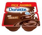 Foto PACK POSTRE DANETTE CHOCOLATE POTE 4UN de