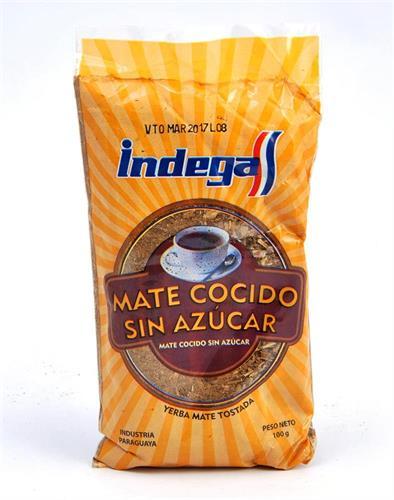 Foto MATE COCIDO S/AZUCAR 100 GR INDEGA BSA de