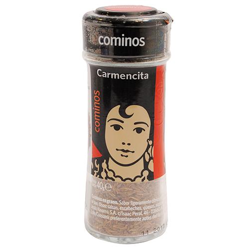 Foto COMINOS EN GRANOS CARMENCITA 40GR de