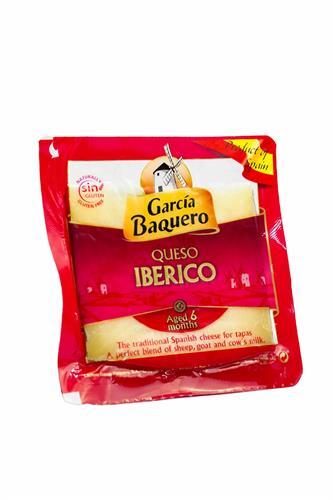 Foto QUESO IBERICO CURADO 150GR AL VACIO GARCIA BAQUERO E/V de