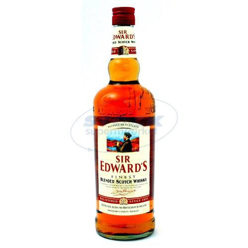 Foto WHISKY SIR EDWARDS BOTELLA 1LT de