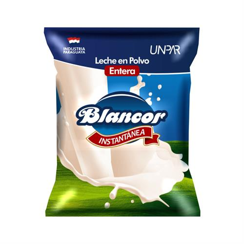 Foto LECHE E/POLVO ENTERA 800GR BLANCOR BSA BLANCOR de