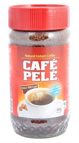 Foto CAFE NATURAL INSTANT 200GR PELE FCO de