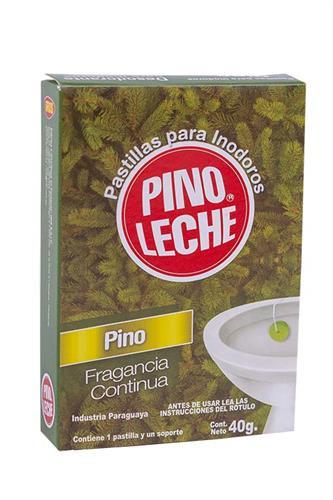 Foto PASTILLA PARA INODOROS PINO LECHE PINO 40GR de
