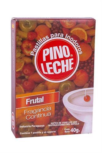 Foto DESODORANTE PARA INODOROS PINO LECHE FRUTAL de