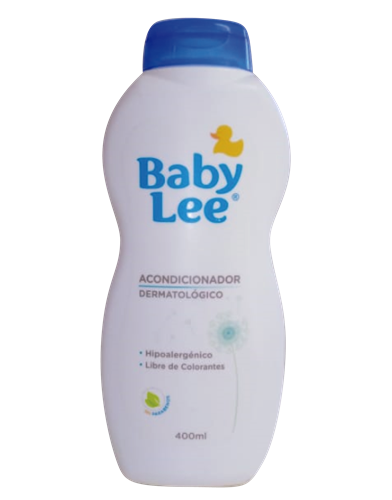 Foto ACONDICIONADOR NEUTRO 400ML BABY LEE FCO de