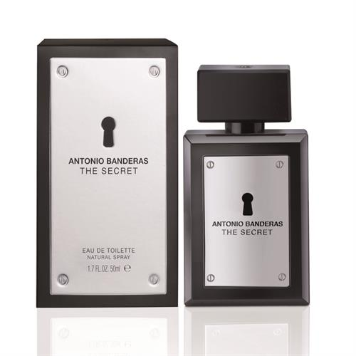 Foto PERFUME ANTONIO BANDERAS THE SECRET 50ML de