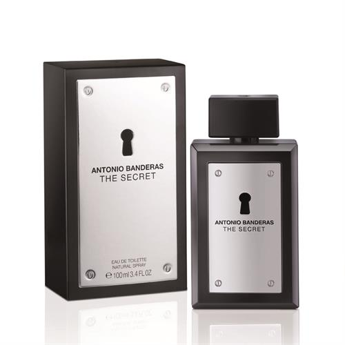 Foto PERFUME ANTONIO BANDERAS THE SECRET FRASCO 100ML de