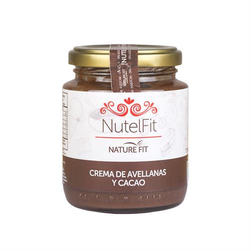 Foto MANTEQUILLA NUTELFIT 220GR NATURE FIT de