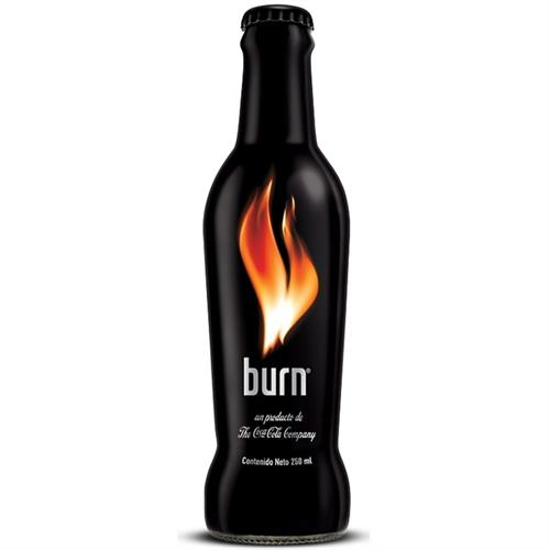 Foto ENERGIZANTE BURN BOTELLA 250ML de