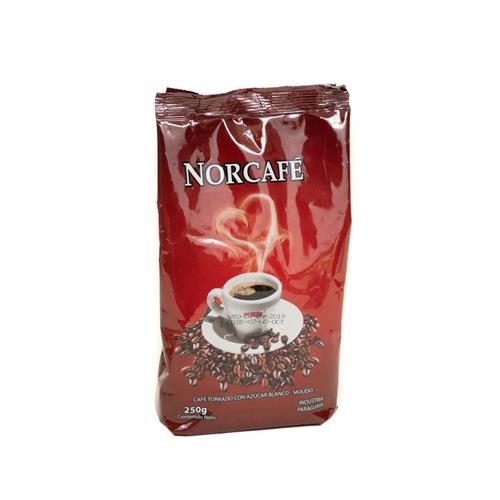 Foto CAFE TORRADO MOLIDO 250GR NORCAFE PAQ de