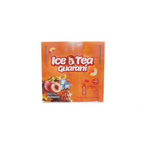 Foto BEBIDA EN POLVO LIGHT CON EXTRACTO DE TE NEGRO SABOR DURAZNO 9GR ICE TEA GUARANI SOBRE de