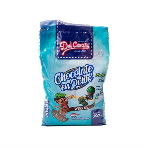 Foto CHOCOLATE EN POLVO 300GR DULCESAR BSA de