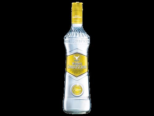 Foto VODKA CITRON 700ML GORBASCHOW BOT de