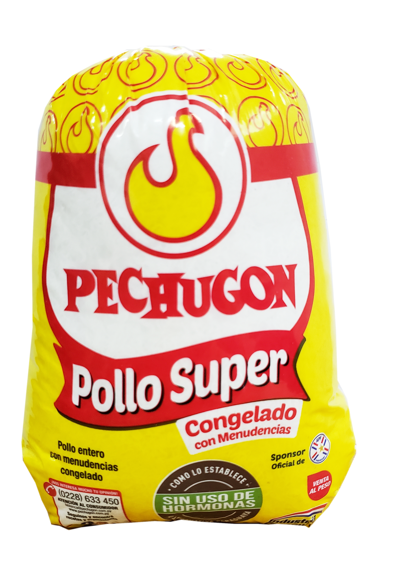 POLLO CONGELADO PECHUGON SUPER POR KILO