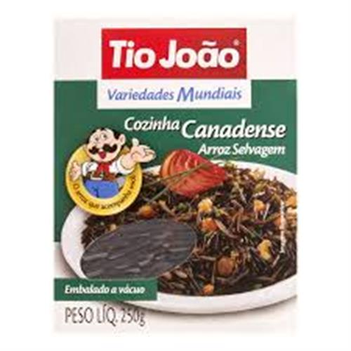 "Foto ARROZ ""TIO JOAO"" TIPO SALVAGEM PAQ 250GR de"