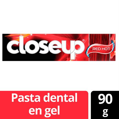 Foto CREMA DENTAL ACCION PROFUNDA RED HOT 90GR CLOSE UP CJA  de