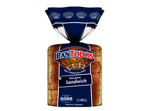 Foto PAN PARA SANDWICH PANTODOS BOLSA 46 de
