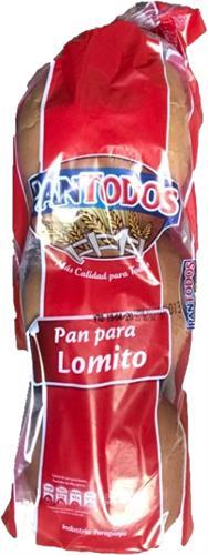 Foto PAN PARA HAMBURGUESA PANTODOS BOLSA de