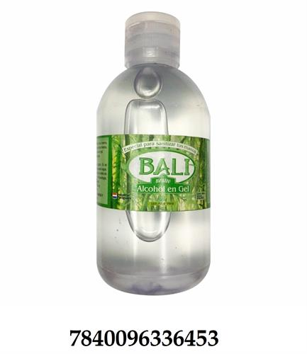 Foto ALCOHOL EN GEL C/ALOE VERA 300ML BALI FCO de