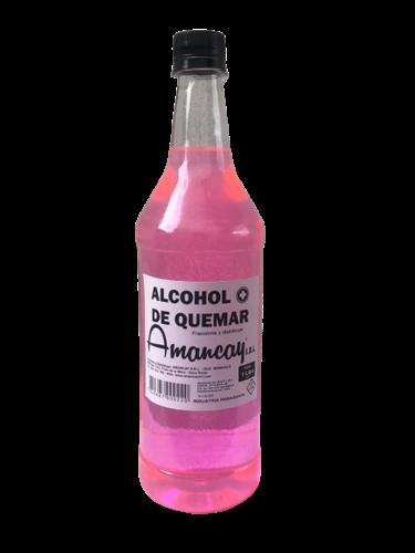 Foto ALCOHOL DE QUEMAR AMANCAY 1LT de