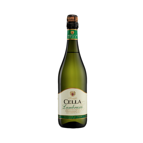 "Foto VINO ""CELLA"" ESPUMOSO BLANCO 750ML de"