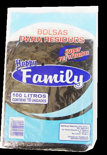 Foto BOLSA PARA RESID.REFORZADO H.FAMILY 100LTS de