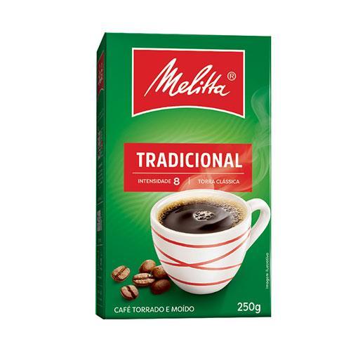 Foto CAFE MELITTA CAJA DE 250 GR de